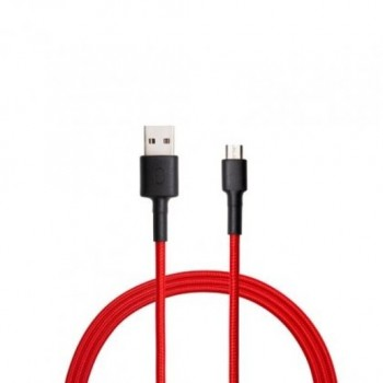 Кабель USB/Type-C Xiaomi Braided Cable 100 cm (Красный)