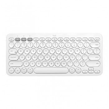 Клавиатура Xiaomi Logitech Wireless Bluetooth Keyboard (White)