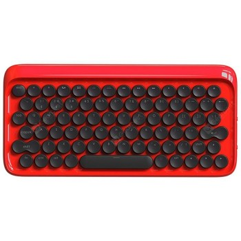 Клавиатура Xiaomi Lofree dot Bluetooth Mechanical Keyboard Red (Красный)