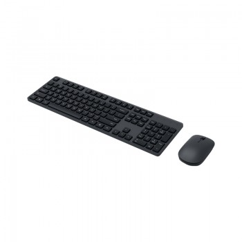 Клавиатура Xiaomi Mi Wireless Keyboard And Mouse Set (Black)