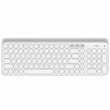 Клавиатура Xiaomi MiiiW Keyboard Bluetooth Dual Mode White (Белый)