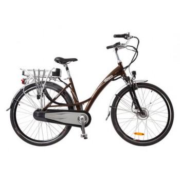 Электровелосипед Eltreco Grand 700 C