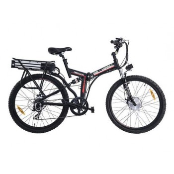 Электровелосипед Wellness CROSS RACK 750W